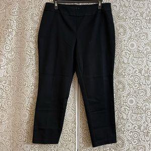 Black Dress Pants Plus Size 16w
